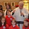 """Concerto natalizio di Don Elio con """"Le Dolci Note dell'ACR"""" e il Coro Parrocchiale"""