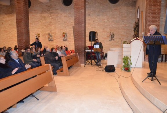 Concerto a Piane di Falerone (Fermo) 22-12-2017