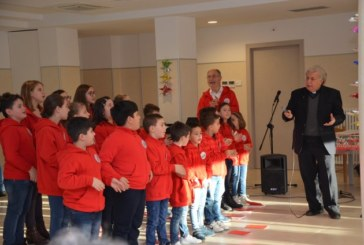 """Concerto di don Elio presso """"Oasi S. Cuore"""" a Vasto (CH) – 28-12-2017"""